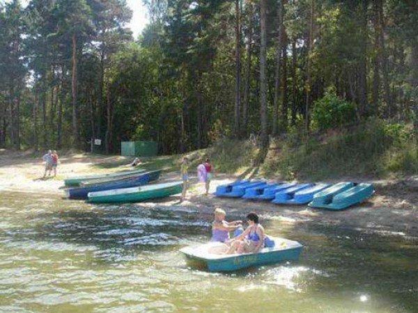 Лодочная станция и водные развлечения