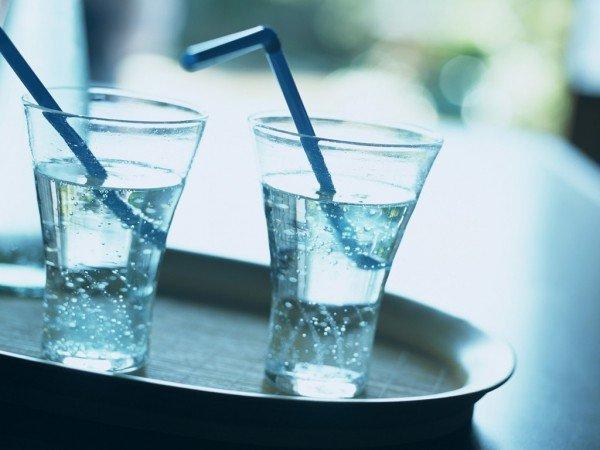 Бювет минеральной воды