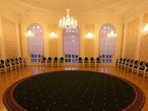 Конференц-зал трансформер