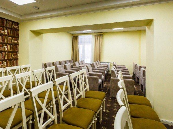 Организация мероприятий в отеле «Альфа Радон»