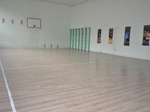 Крытый спортзал
