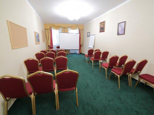 Аудитории и комнаты для переговоров