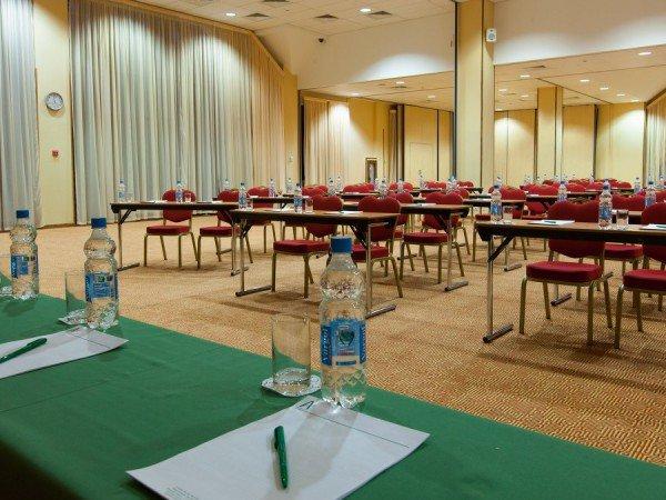 Организация мероприятий в отеле «Ареал»