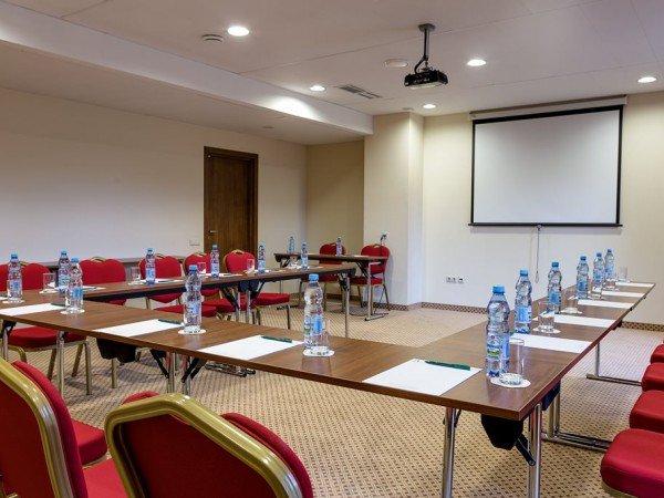 Конференц-залы площадью в 50 кв. м