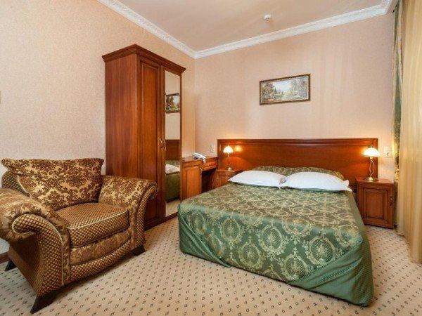 Улучшенный «Kingsize Bed»