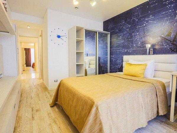 Апартаменты 4-местные 2-комнатные