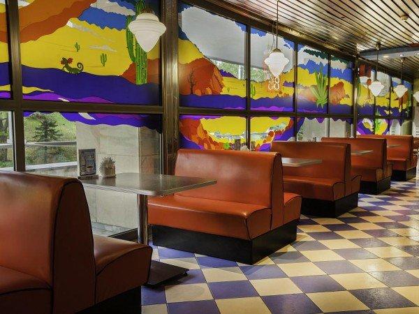 Ресторан «Американский Дайнер»