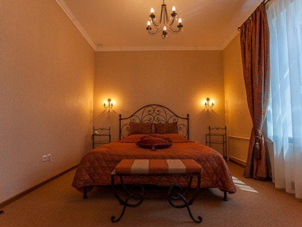 3-местный 2-комнатный Люкс Double «Стамбул»