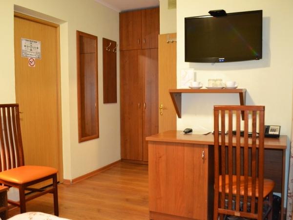 СТАНДАРТ 2-местный 1-комнатный номер twin/double (к. № 1,2,3,4,5)