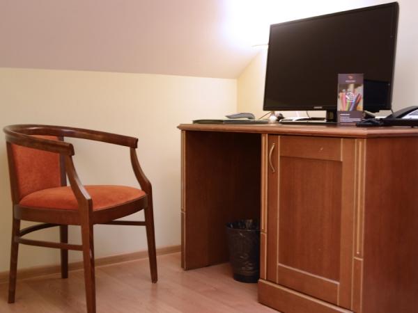СТАНДАРТ Мансардный Single 1-местный 1-комнатный мансардный номер (к. №6)
