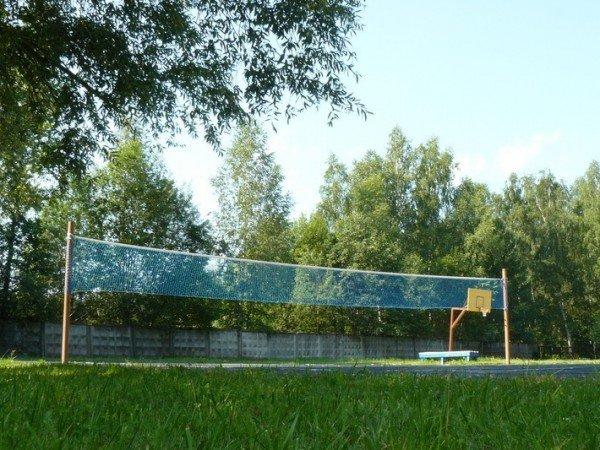 Открытые спортплощадки