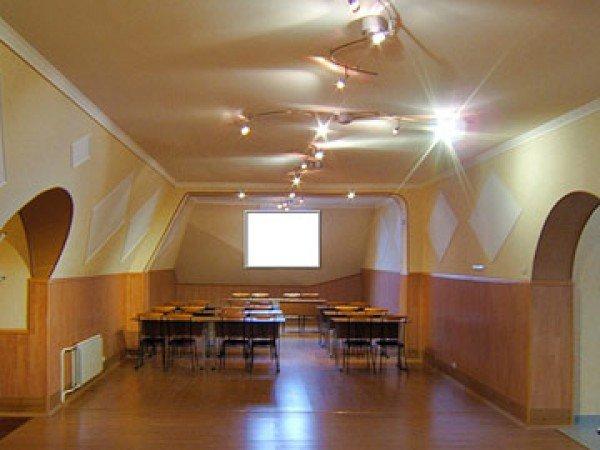 Конференц-зал в корпусе №27 (3-й этаж)