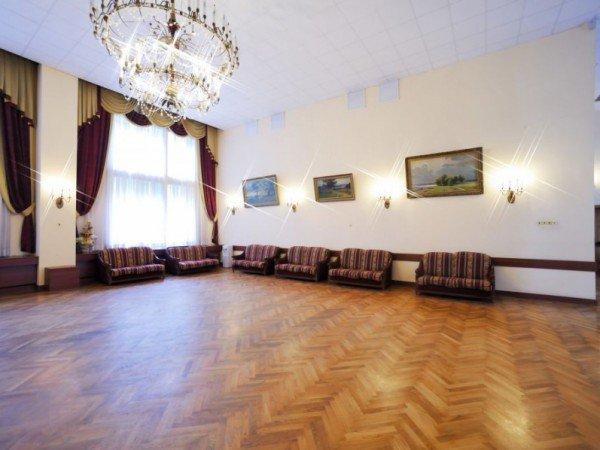 Организация мероприятий в отеле «им.Горького»