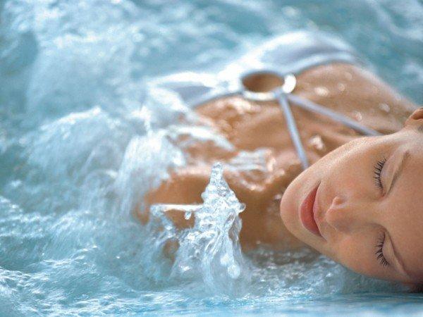 Ручной подводный душ-массаж