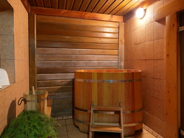 Крестьянская баня