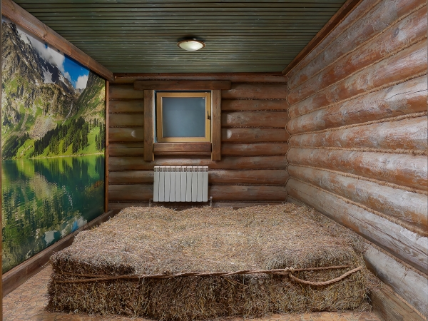 Алтайская баня