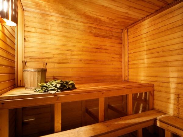 Таёжная баня
