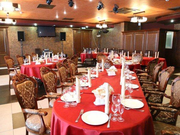 Ресторан на 40 мест