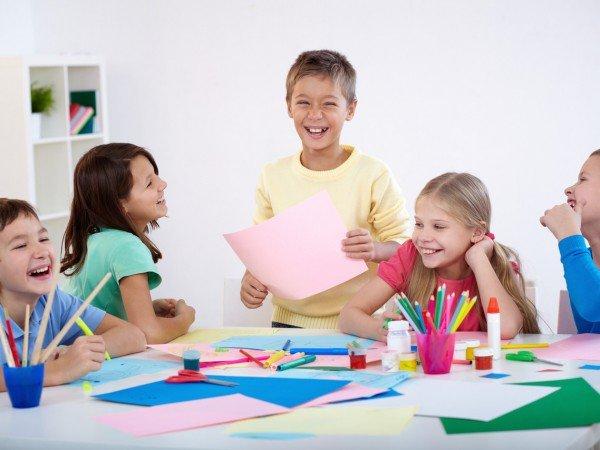 Детский клуб развития