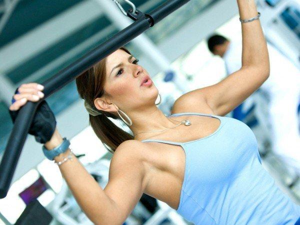 Места для занятий фитнесом