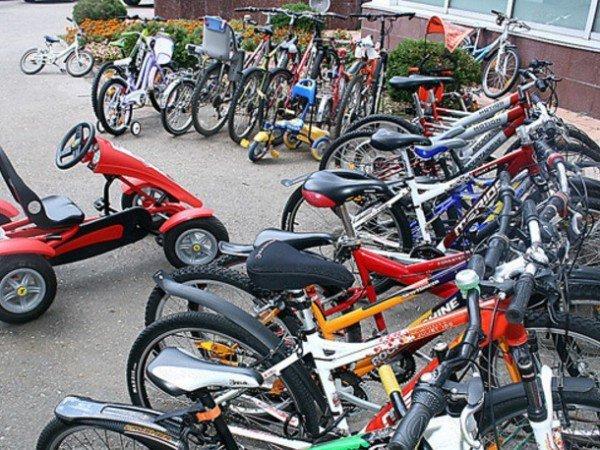 Прокат велосипедов и мобилей