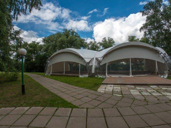 Площадка Open-Air «Березовая роща»