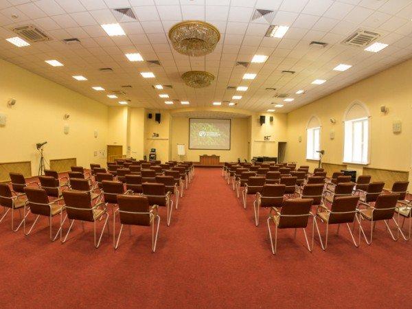 Организация мероприятий в отеле «Сосны»