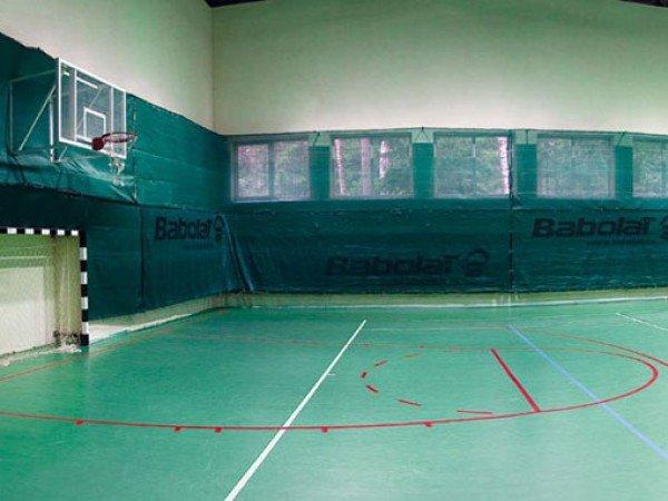 Современный спортивный зал