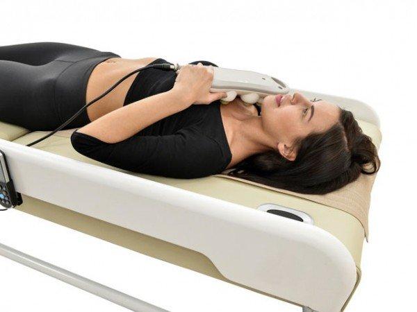 Термическая массажная кровать