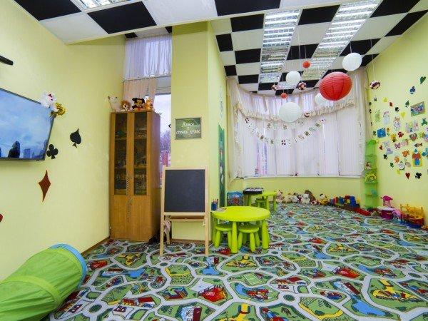 Детский клуб «Солнцеград»