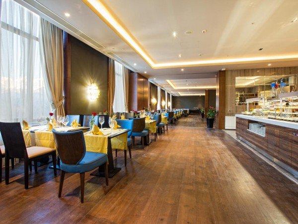 Ресторан Sparx