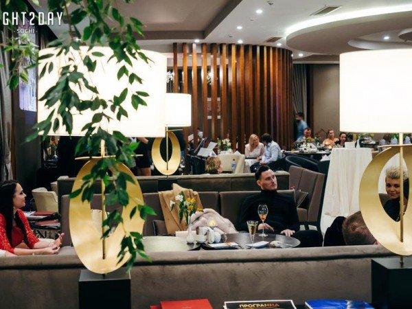 Лобби бар Rixos Lounge