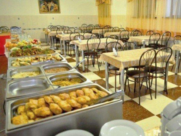 Организация мероприятий в отеле «Островок-1»