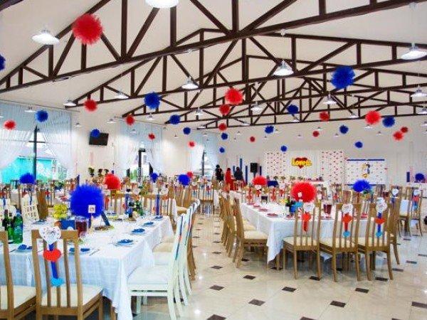 Организация мероприятий в отеле «Дача Дель Соль»