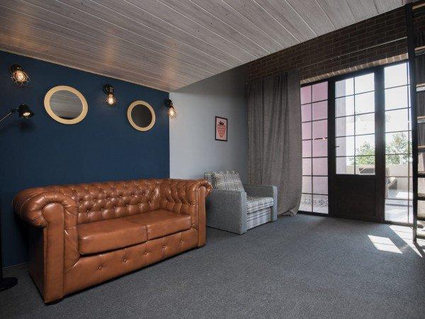 Deluxe mini duplex + terrace SV