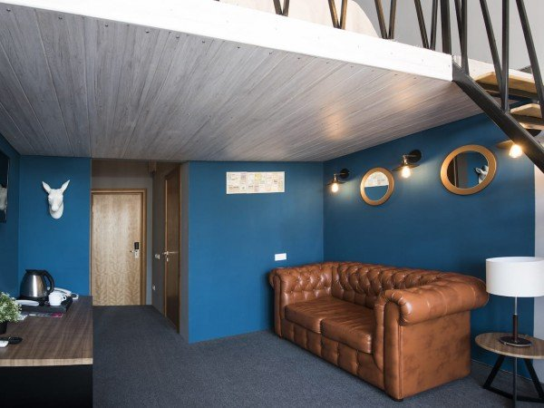 Deluxe mini duplex + terrace SSV