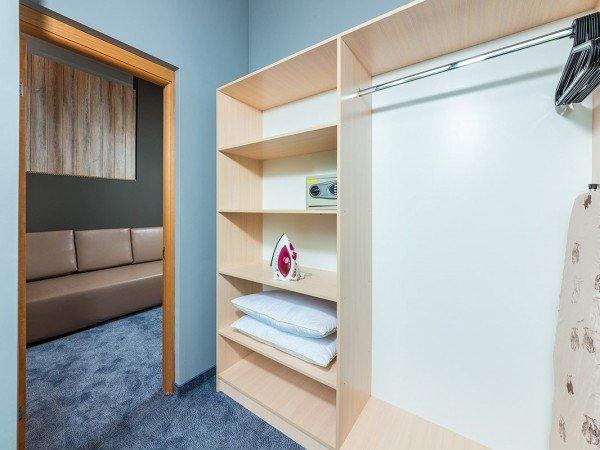 Junior Suite high + terrace SV