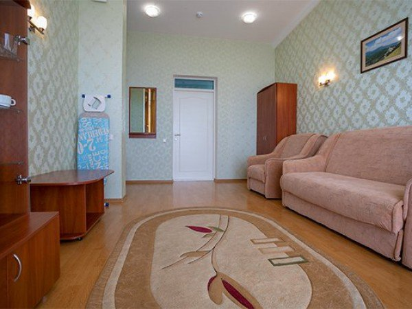 2-х комнатные номера (большие) Корпус «Аврора»