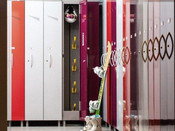 Комната для хранения и сушки инвентаря