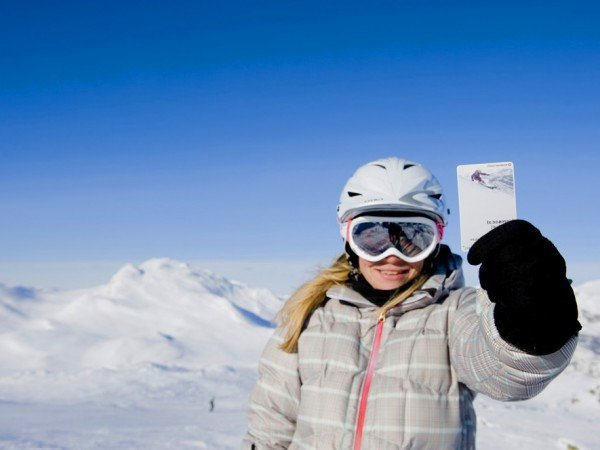 Продажа ски-пассов