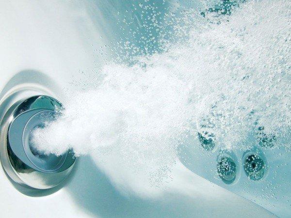 Гидромассаж и подводный душ-массаж