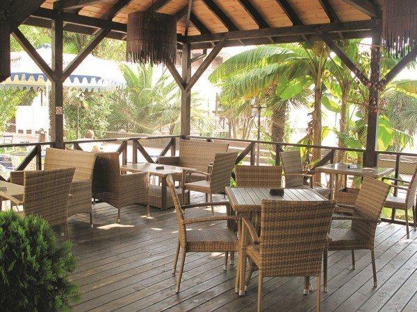 Ресторан «Bari More» с летней террасой