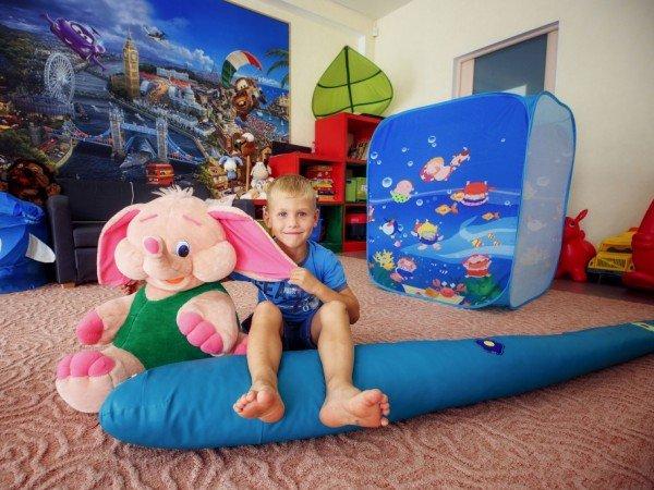 Детская комната «Карандаш»