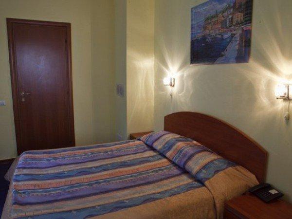 Сьют 2-местный 2-комнатный в Коттеджах на 1 этаже, без балкона