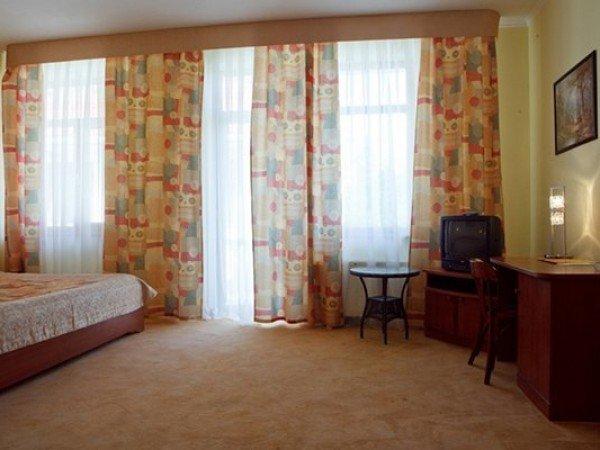 Люкс 2-местный 2-комнатный в Коттеджах