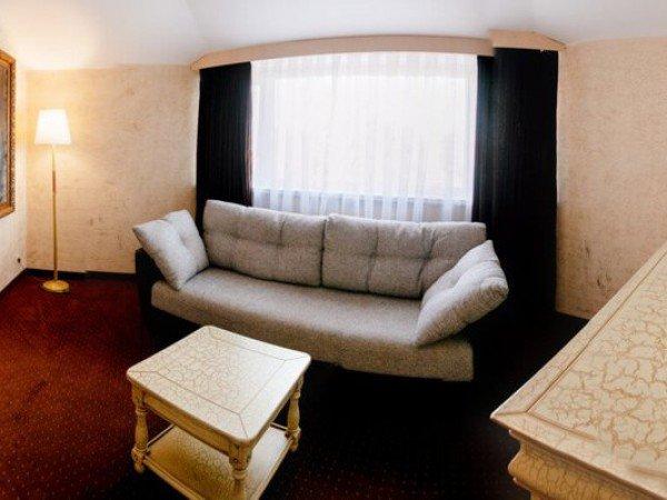 Сьют 2-местный 2-комнатный в Морских коттеджах, мансардный №151