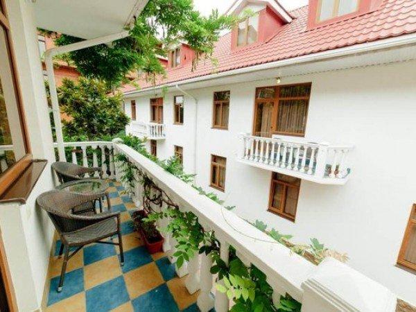 Люкс 2-местый 1-комнатный в Коттеджах NEW