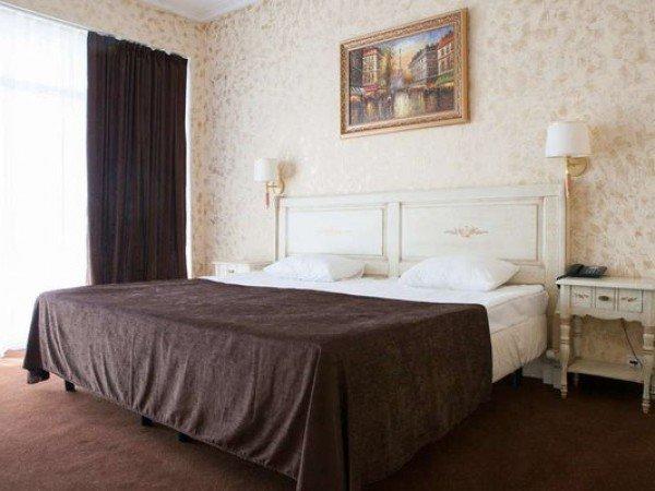 Стандарт+ 2-местный 1-комнатный в Главном корпусе 7 этаж