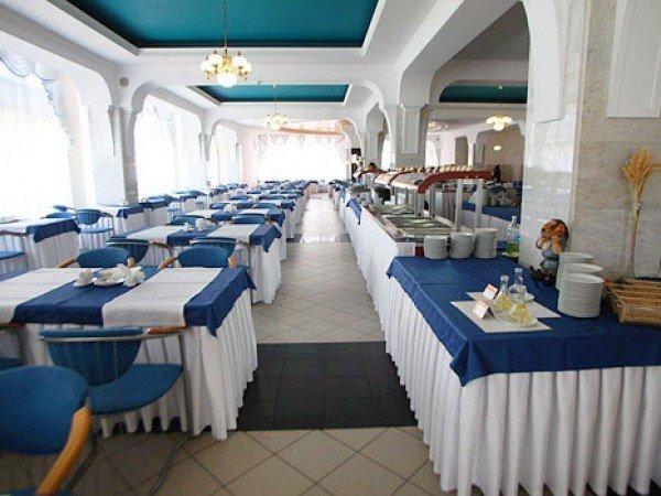 Обеденный зал «Сапфир»