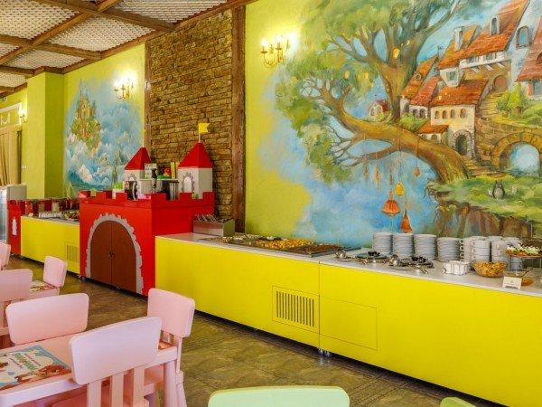 Ресторан «Riviera» Зал для детей